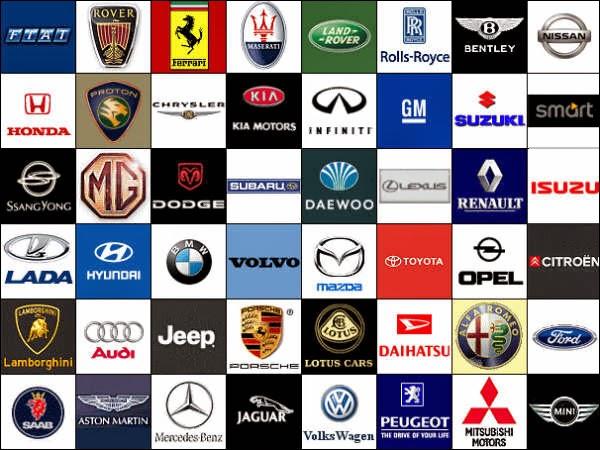 Alle Automarken Logos Uber Autos In Der Zukunft